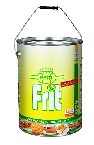 Beta Frit das leistungsstarke Frittieröl (halbflüssiges Öl zum Frittieren) 1er Pack (1 x 20L) - Frittieröl