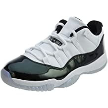 best service 3d6c0 def8c AIR Jordan 11 Retro Low  Emerald  - 528895-145