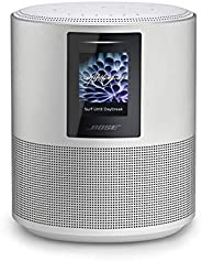 Bose Home Speaker 500, Luxe Silver, Smart Speaker with Bluetooth, Wi-Fi and Airplay 2