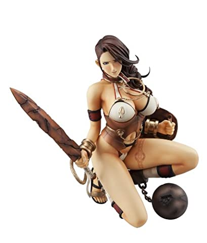 Queen's Blade Enslaved Dragon Warrior