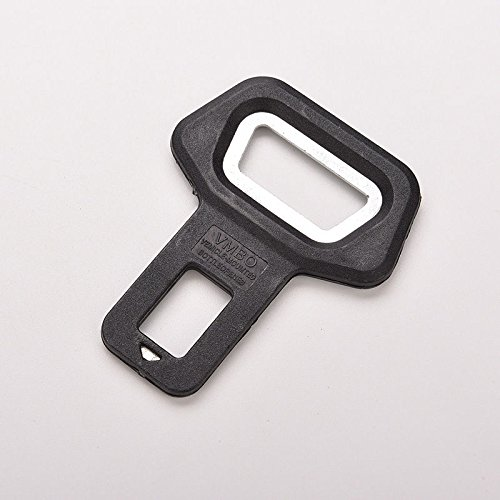 Generic Universal Car Auto Bottle Opener Seat Belt Buckle Alarm Stopper Clip ...-14018327MG