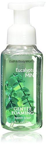 Bath & Body Works Eucalyptus Mint Gentle Foaming Hand Soap New Packaging by Bath & Body Works -