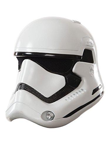 Star Wars Stormtrooper Kinder Maske Lizenzartikel Helm weiss ()