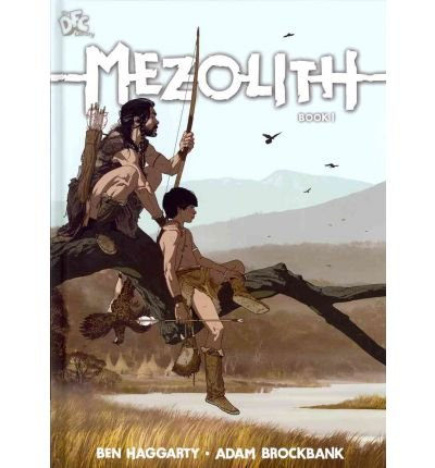 [ MEZOLITH BY HAGGARTY, BEN](AUTHOR)HARDBACK