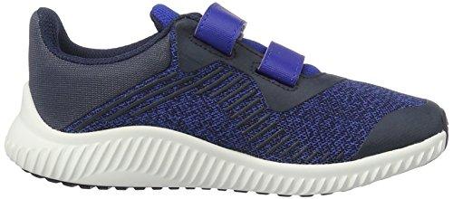 adidas  Fortarun Cf K, chaussure de sport Unisexe - enfant Bleu (Croyal/ftwwht/conavy)