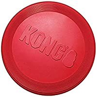 KONG Flyer Dog Toy - Large, Red (Pet Supplies)