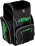 Extreme Winter Equipment Extrem, Zaino da Sci Portascarponi Unisex - Adulto, Black, Taglia Unica