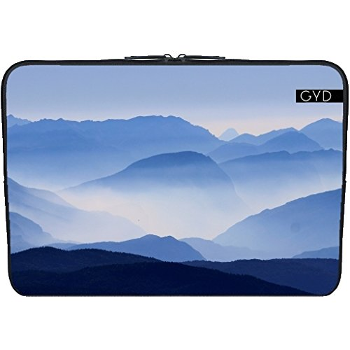 coperchio-neoprene-laptop-netbook-pc-101-pollici-blue-mountains-scena-di-paesaggio-by-petra
