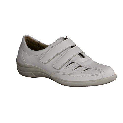 slowlies-422-1028-zapatos-mujer-zapatos-comodos-relleno-suelto-blanco-cuero-de-vaca-blanco-blanco-42