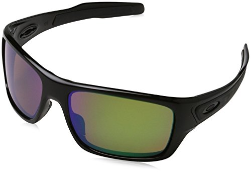 Oakley Sonnenbrille Polarized Mod. 9263 926313 (65 mm)  , Schwarz (Polished Black)