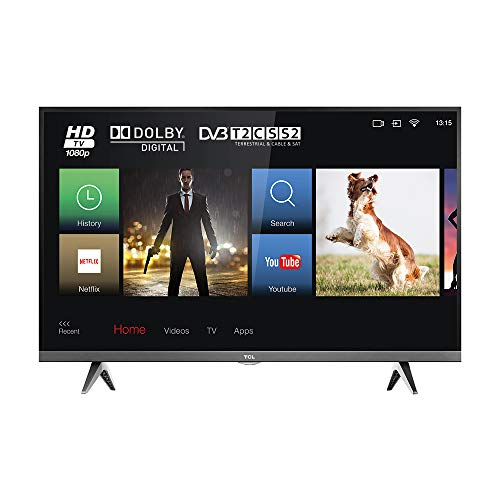 TCL 32DS520 - Television 32' (81 cm) (Smart TV, HD, Triple Tuner)