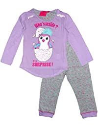 Hatchimals Official Girls Long Pyjama Set