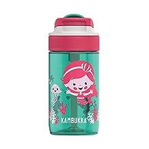 Kambukka KAM11-04014 Lagoon Leak Proof Water Bottle with Spout Lid, Ocean Mermaid, 400 ml, BPA Free Tritan