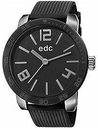 edc by Esprit Herren-Armbanduhr XL bold maverick Analog Quarz Resin EE101191004