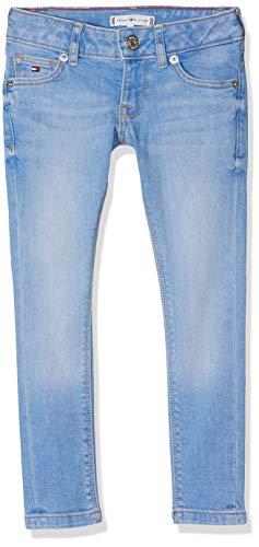 Tommy Hilfiger Mädchen Sophie Skinny AVBBST Jeans, Blau (Avenue Bright Blue Stretch 911), 98 (Herstellergröße: 3) - Avenue Stretch-jeans