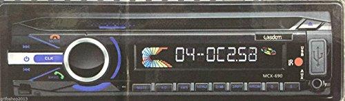 STEREO AUTO AUTORADIO CD DVD MP3 MP4 SD USB AUX IN 60WX4 FRONTALINO ESTRAIBILE BLUETOOTH