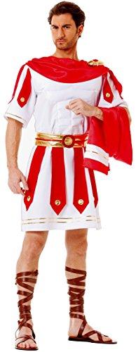 Cesar B352-002 - Costume Romano Adulto, Taglia 54/56, L