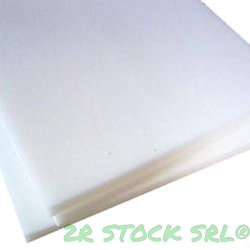 Feuille de caoutchouc mousse cm 100 x 200 x 2 polyuréthane expansé