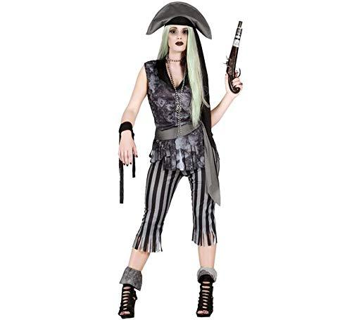 Kostüm femme pirate fantome taille - Femme Pirate Kostüm