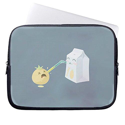 hugpillows-notebook-sleeve-hulle-tasche-susser-und-lustiger-milch-fallen-mit-reissverschluss-fur-mac