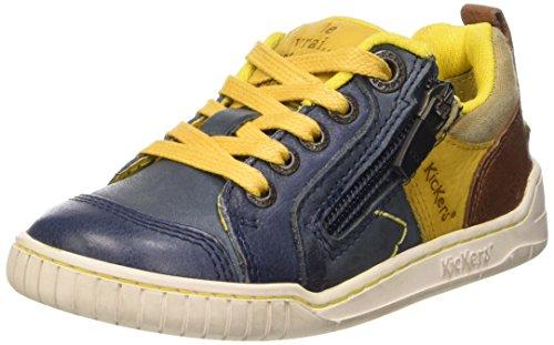 e101aedfda1894 Kickers Wincut, Sneaker a Collo Alto Bambino