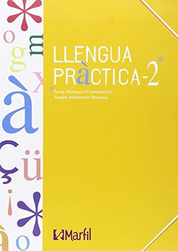 Llengua Pràctica 2 (Bachillerato) - 9788426814401 por Sandra Montserrat Buendia