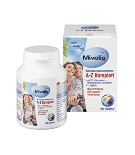 DAS gesunde PLUS A-Z Komplett Tabletten, 100 St Nahrungsergänzungsmittel