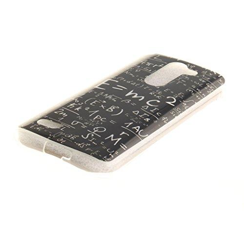 AllDo iPhone 7 Hülle Weiche TPU Silikon Schutzhülle Schlanke Flexible Schale Ultra Dünne Leichte Tasche Glatte Etui Soft Silicone Case Cover Original Muster Hülle Kratzfeste Stoßfeste Handyhülle - Mas Masse-Energie-Gleichung