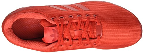 adidas Herren ZX Flux Sneakers Rot (Red/Red/Red)