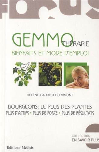 Gemmothérapie, bienfaits et mode d'emploi : Bourgeons, les plus des plantes