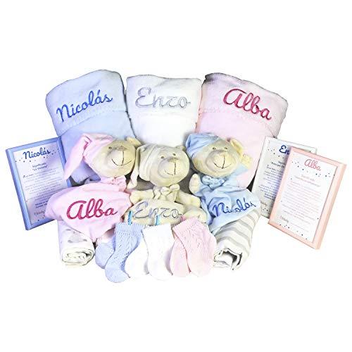Cesta Bebe Amazon.Mabybox True Colours Canastilla Bebe Regalo Babyshower