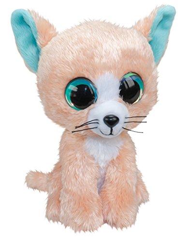 """Cat Peach (Classic) Plush - Lumo Stars 54992 - 15cm 6"""""""