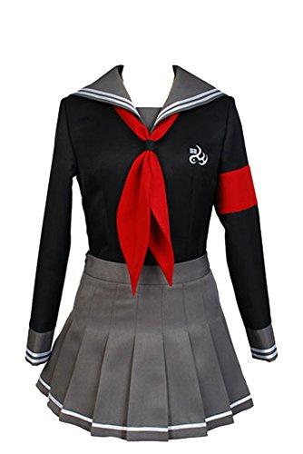 daiendi-Super-Danganronpa-2-Peko-pekoyama-Cosplay-Costume-Taille-adulte-EU