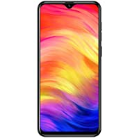 Mobile Phone, Ulefone Note 7 (2019) Triple Rear Camera SIM Free Smartphones Unlocked, Triple Card Slots, 6.1 Inch Full-screen Dual SIM Android 9 Phone, 3500mAh, Face Unlock, UK Version - Black