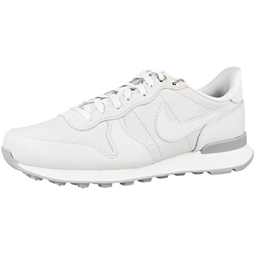Nike W Internationalist Prm, Scarpe da Running Donna vast grey-vast grey-summit white (828404-013)