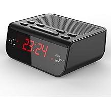 Despertador digital Reloj de mesa para la sala de estar de la oficina del dormitorio,