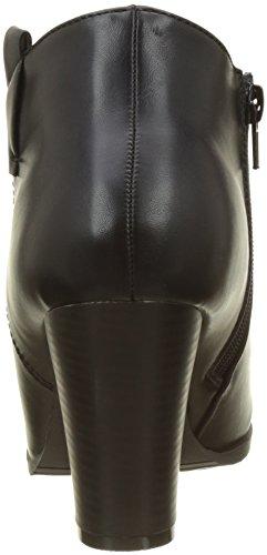 Initiale - Samyr, Boots Mujer Negro (negro)