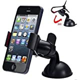 Mobile Phone Holder Stand Car Mount For All Android Smartphones