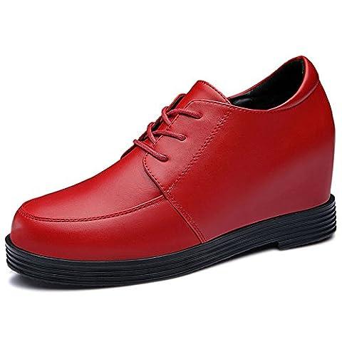 YASILAIYA , Damen verlockend , Rot - rot - Größe: 37 EU