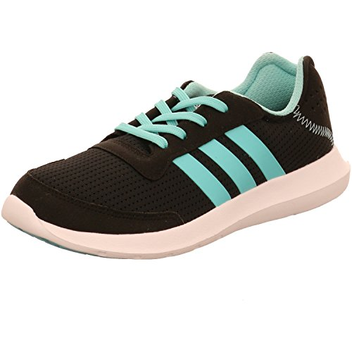 adidas Women's Element Refresh W Cblack, Easmin and Ftwwht Running Shoes - 8 UK/India (42 EU)