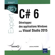 C# 6 - Développez des applications Windows avec Visual Studio 2015