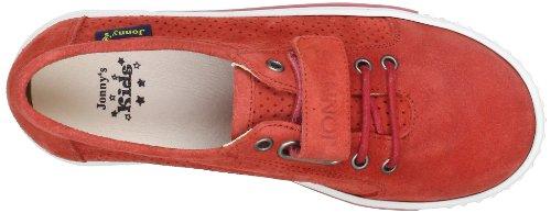 Jonny'S Kids 7352 Sk, Chaussures basses mixte enfant Rouge (Coral)