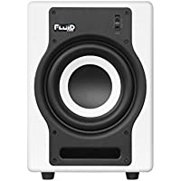 Fluid Audio F8SW - Subwoofer, color blanco