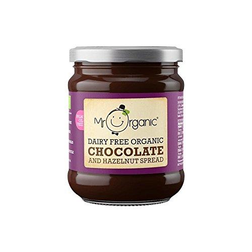 Crema de chocolate ecológica MR ORGANIC (200 gr)