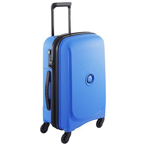 Delsey Valigia, blu chiaro (Blu) - 384080412