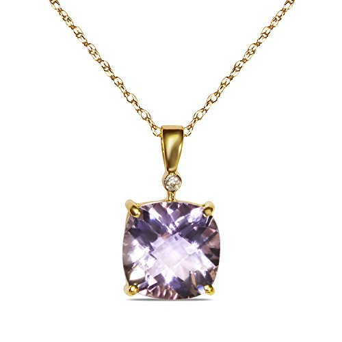 01ct-with-pink-amethyst-in-10k-yellow-gold-pendant-with-complimentary-18-chain-by-nissoni-jewelry