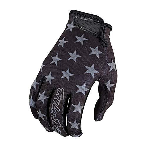 08a33bb85d Troy Lee Designs - Gants Air Star Black 2019 - Unicolor - 9/m -
