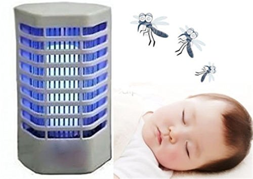 Inglis Lady Odion New Electric Mosquito Killer Lamp for Mosquito Insect Mosquito Killer Effective Led Night Lamp - Insect Killer Bodyguard