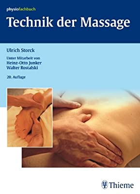 Technik der Massage: Kurzlehrbuch