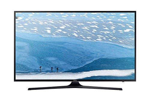 "Foto Samsung Poll Flat UHD Serie KU6050 Smart TV da 55"", Nero"